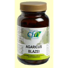 Agaricus Blazei Murril - 60 cápsulas - CFN