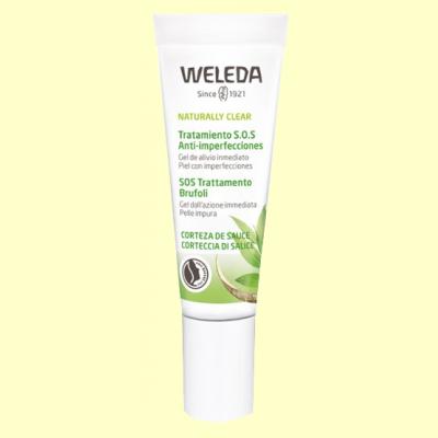 Tratamiento SOS Anti-imperfecciones - 10 ml - Weleda