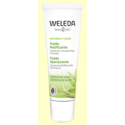 Fluido Matificante - 30 ml - Weleda