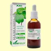 Hamamelis Extracto S XXI - 50 ml - Soria Natural