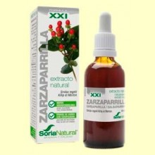 Zarzaparrilla Extracto S XXI - 50 ml - Soria Natural
