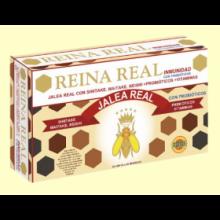 Reina Real Inmunidad - Jalea Real - 20 ampollas - Robis