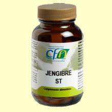 Jengibre ST - 60 cápsulas - CFN
