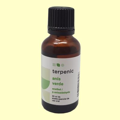 Anís Verde - Aceite Esencial - 30 ml - Terpenic Labs