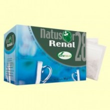 Natusor 28 Renal - 20 bolsitas filtro - Soria Natural