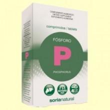 Fósforo Retard - 36 comprimidos - Soria Natural