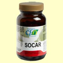 Socar - 60 cápsulas - CFN Laboratorios