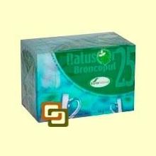 Natusor 25 Broncopul - 20 bolsitas filtro - Soria Natural