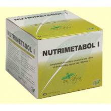 Nutrimetabol 1 - 50 sticks - CFN Laboratorios