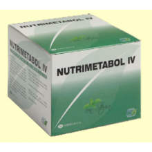 Nutrimetabol 4 - 50 sticks - CFN Laboratorios