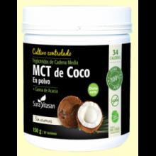 MCT de Coco en polvo - 150 gramos - Sura Vitasan
