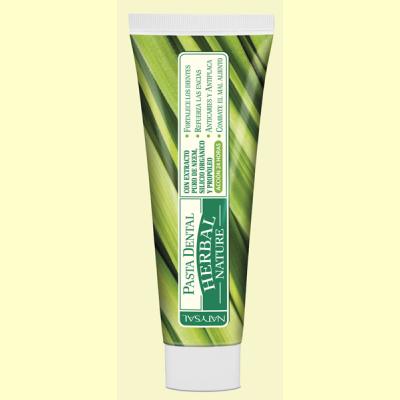Pasta Dental Herbal Nature - 75 ml - Natysal