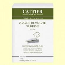 Arcilla Blanca Superfina - 200 gramos - Cattier