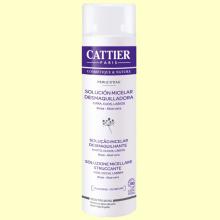 Solución Micelar Desmaquilladora Bio - 300 ml - Cattier