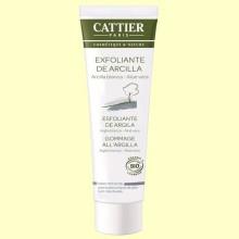 Crema Exfoliante Facial Bio - 100 ml - Cattier