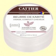 Manteca de Karité Bio - 100 gramos - Cattier