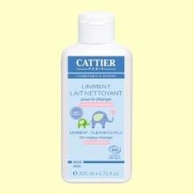Linimento para el cambio del pañal Bio - 200 ml - Cattier