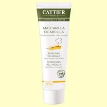 Mascarilla Arcilla Amarilla Bio - Pieles Secas - 100 ml - Cattier