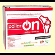 Poliar Ón - Huesos y Articulaciones - 60 cápsulas - Pinisan