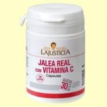 Jalea Real con Vitamina C - 60 cápsulas - Ana María Lajusticia
