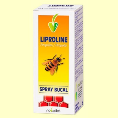 Liproline Spray Bucal - 15 ml - Novadiet