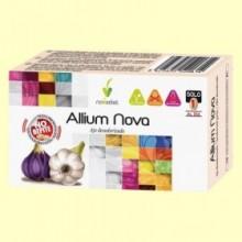 Allium Nova - Ajo Desodorizado - 30 comprimidos - Novadiet