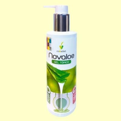 Novaloe Gel Hidratante - 250 ml - Novadiet