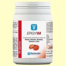 Ergyim - Sistema Inmunitario - 60 cápsulas - Nutergia