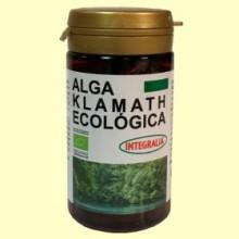 Alga Klamath Ecológica - 60 cápsulas - Integralia
