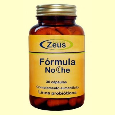 Fórmula Noche - 30 cápsulas - Zeus Suplementos