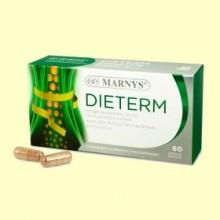 Dieterm 400 mg - 60 cápsulas - Marnys