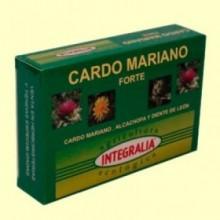 Cardo Mariano Forte Eco - 60 cápsulas - Integralia