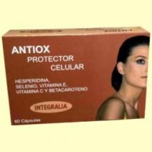 Antiox Protector Celular - 60 cápsulas - Integralia