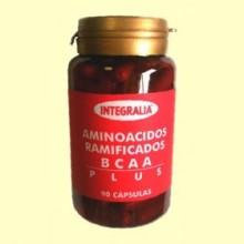 Aminoácidos Ramificados BCAA Plus - 90 cápsulas - Integralia