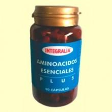 Aminoácidos Esenciales Plus - 90 cápsulas - Integralia