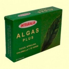 Algas Plus - 60 cápsulas - Integralia