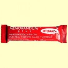 Barrita Memorandum Plus - 30 gramos - Integralia