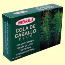 Cola de Caballo Plus - 60 cápsulas - Integralia