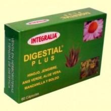 Digestial Plus - 60 cápsulas - Integralia
