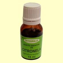 Aceite Esencial de Citronela Eco - 15 ml - Integralia