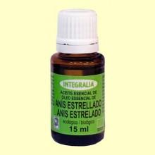 Aceite Esencial de Anís Estrellado Eco - 15 ml - Integralia
