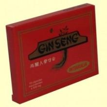 Ginseng Coreano - 10 cápsulas - Integralia