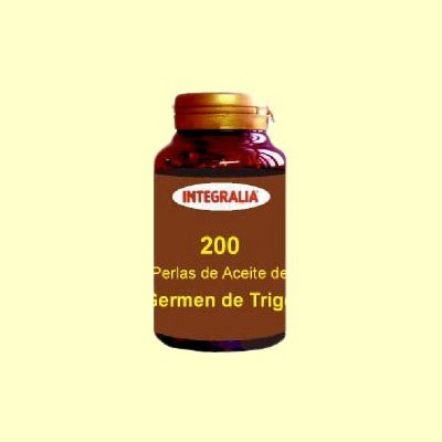 Germen de Trigo - 200 perlas - Integralia