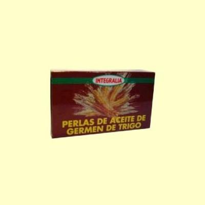 Germen de Trigo - 90 perlas - Integralia