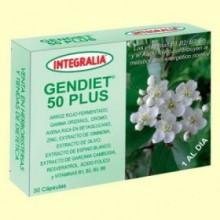 Gendiet 50 Plus - 30 cápsulas - Integralia