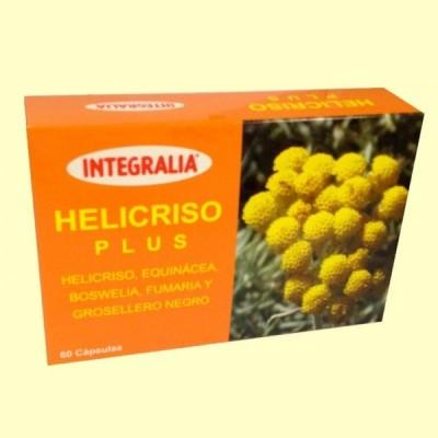 Helicriso Plus - 60 cápsulas - Integralia
