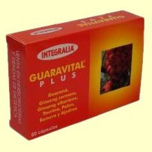 Guaravital Plus - 60 cápsulas - Integralia