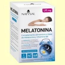 Melatonina 1,95 mg - 120 comprimidos - Natysal