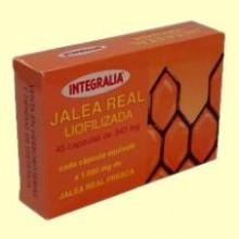 Jalea Real Liofilizada - 45 cápsulas - Integralia