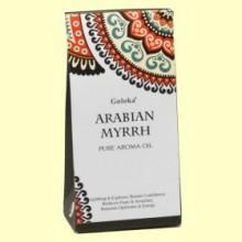 Aceite Esencial Arabian Myrrh - Mirra - 10 ml - Goloka